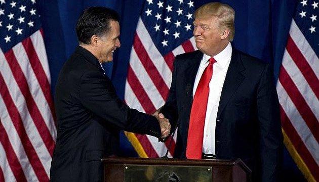 Трамп во второй раз поговорил с Ромни: интрига относительно госсекретаря остается