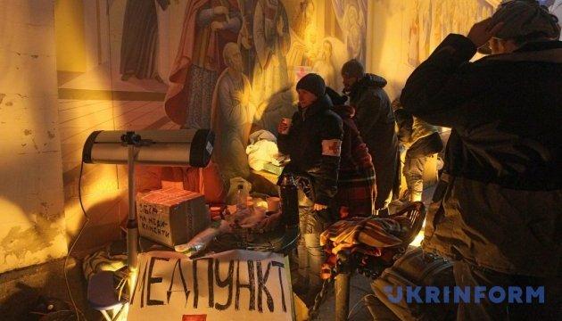 30 ноября: избиение студентов на Майдане стало переломным моментом