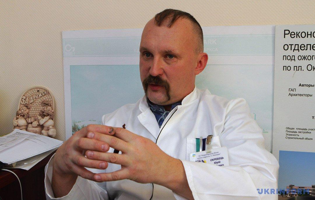 Юрій Скребець