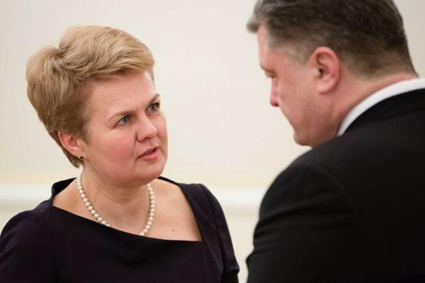 Наталя Шолойко