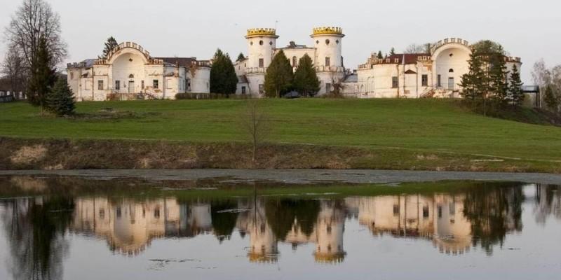 Палац Рум'янцева-Задунайського в с. Вишеньки.