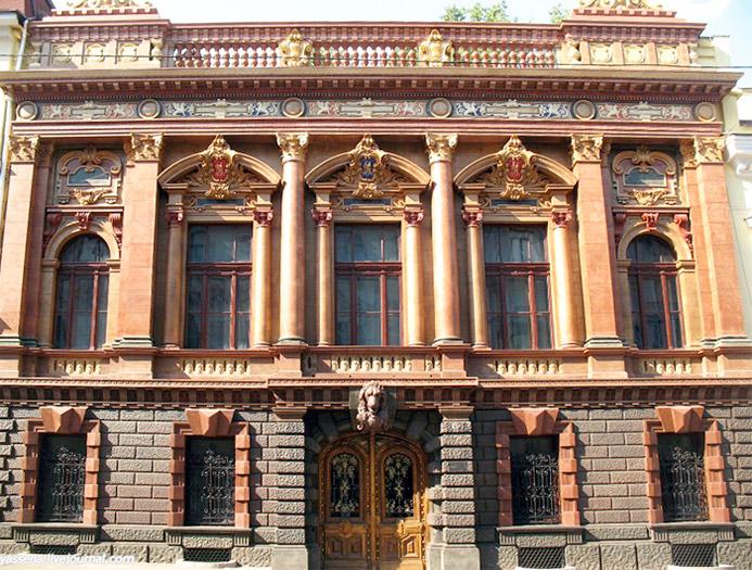 Палац-садиба графів Толстих, Одеса