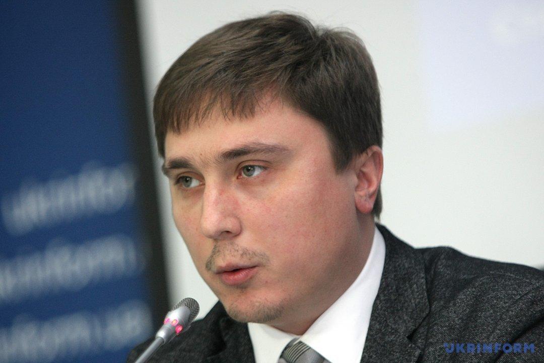 Т. в. о. голови Державної служби геології та надр України Микола Бояркін