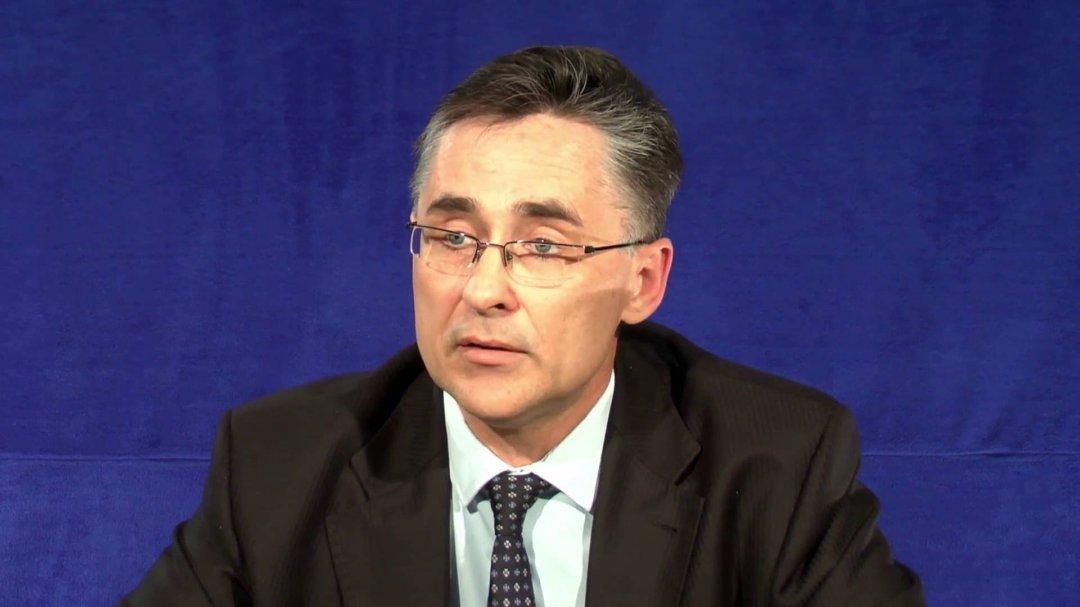 Андрій Єрохін, професор Харківського національного університету радіоелектроніки