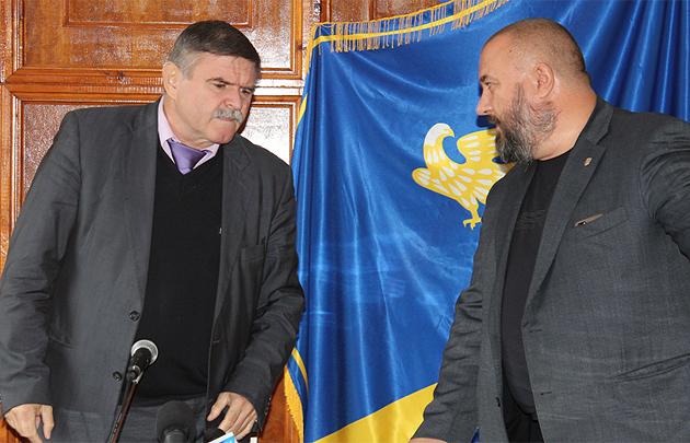 Валентин Казаков, Игорь Бутков / Фото: http://prav-da.com.ua