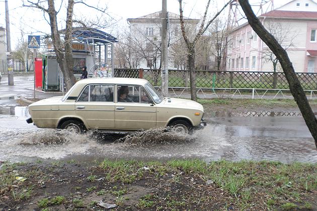 Центр Северодонецка