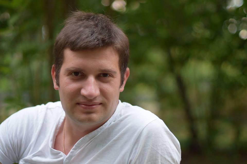 Володимир Цап - технічний директор IT компанії SHALB