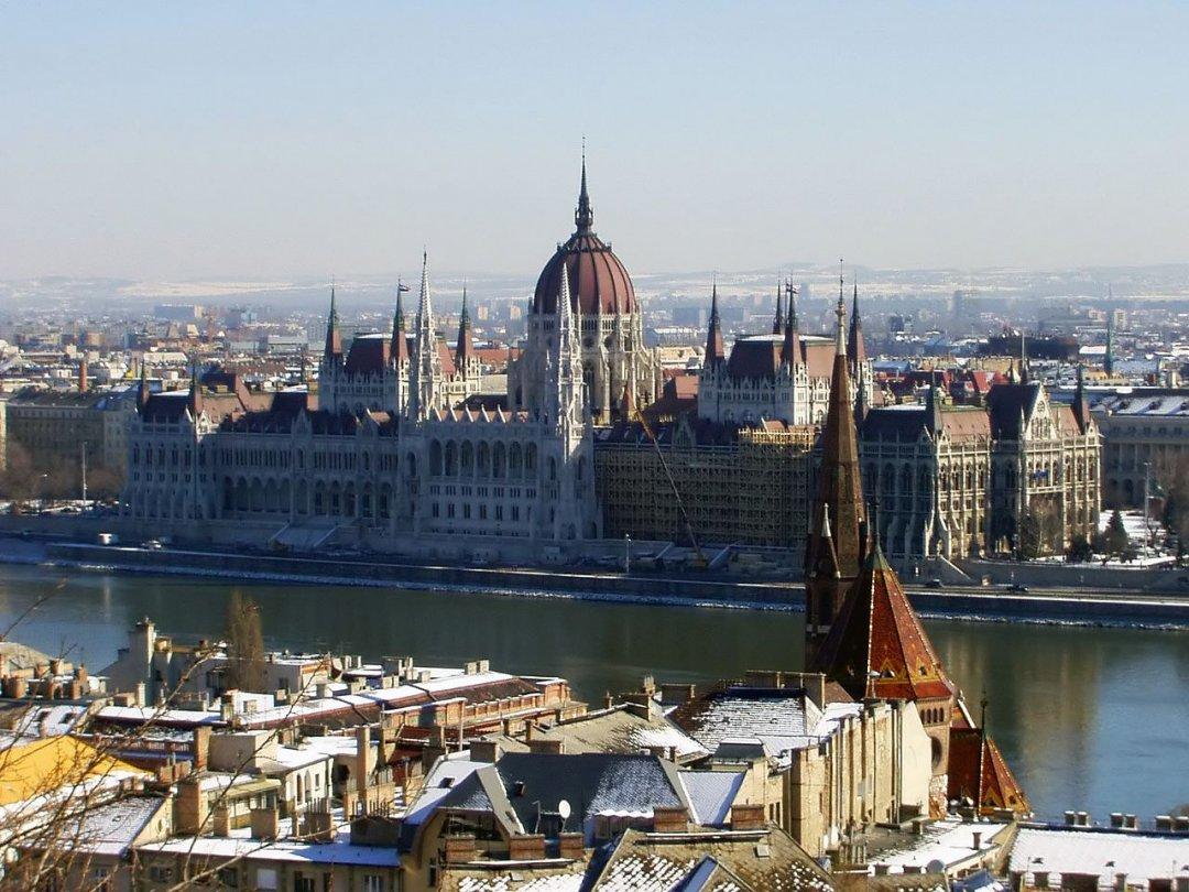 Будапешт. Фото: wikipedia.org