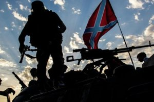 Volunteer fighters of Donbas: March on Europe