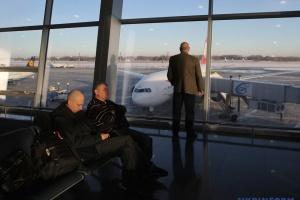 Коронавірус, стоп: температуру перевіряють у восьми українських аеропортах
