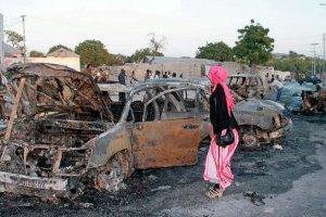 Теракт у Сомалі забрав чотири життя