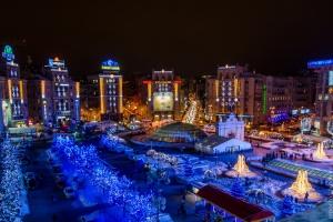 У Києві створять «карантинний» новорічний маршрут