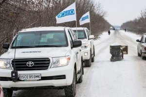 OSCE SMM again spots Russian electronic warfare system in occupied Donbas