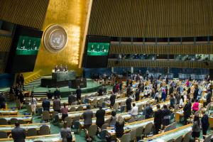 Посольство в Україні назвало пріоритети США на Генасамблеї ООН