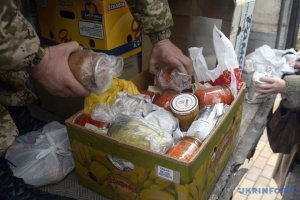 UN sends over 100 tonnes of aid to occupied Donbas