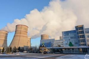 На Рівненській АЕС відключився енергоблок
