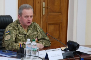 General Muzhenko informs NATO about military threats to Ukraine