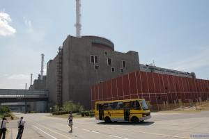 Запорожская АЭС подключила к сети третий энергоблок после капремонта