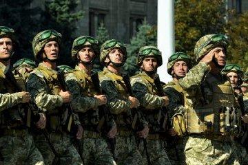 Ucrania celebra el Día de las Fuerzas Terrestres