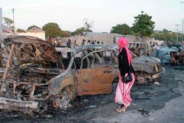 Теракт в Сомали унес четыре жизни
