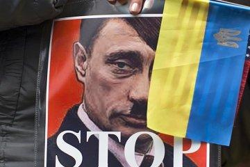 Poll: Ukrainians pessimistic about restoring relations with Russia under Putin's presidency
