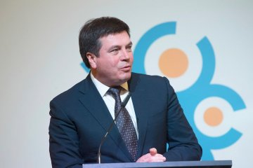 Zubko opens international forum on renewable energy