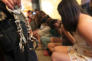 Almost 230,000 Ukrainians become human trafficking victims since independence