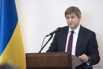 Olexandre Danyliuk: Tous les serveurs contenant des informations secrètes ont disparu de la salle de la situation dans le Bureau présidentiel