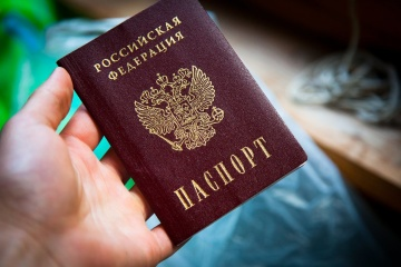 About 200,000 people from occupied Donbas receive Russian passports – Reintegration Ministry