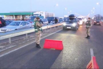Na granicy z Polską nasilił się ruch - Ukraińcy wracają na święta do domów