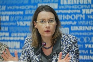 Botschafterin von Frankreich: Fall Suschtschenko wird bei allen Treffen mit Russland aufgeworfen