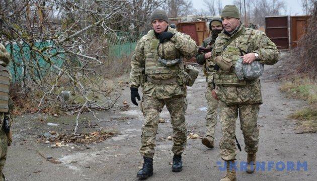 Разминирование Донбасса может продолжаться десятки лет - Муженко