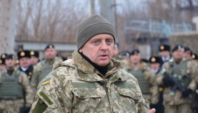 Украина в этом году получит значительную военную помощь от США – Муженко