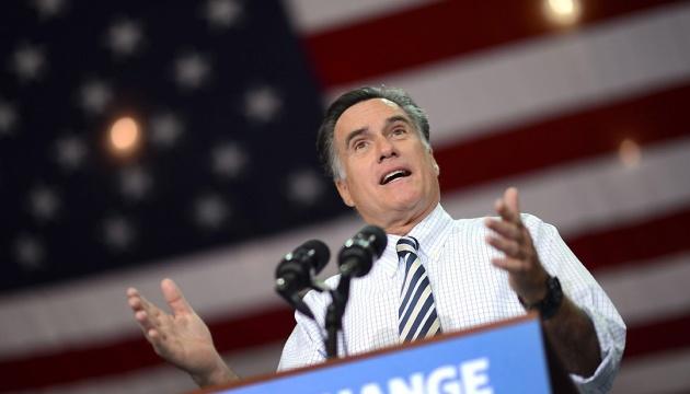 Сенатор-республіканець Мітт Ромні заявив, що підтримає імпічмент Трампа