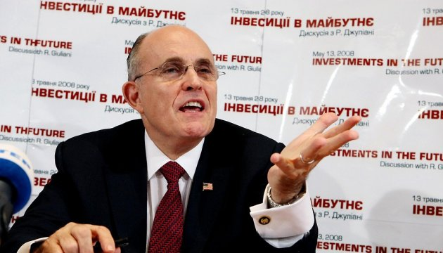 Trump to insist on Ukraine's liberation from Russian occupation – Giuliani