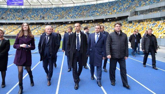 Игорь Жданов: НСК «Олимпийский» имеет долг 2,27 млрд гривен