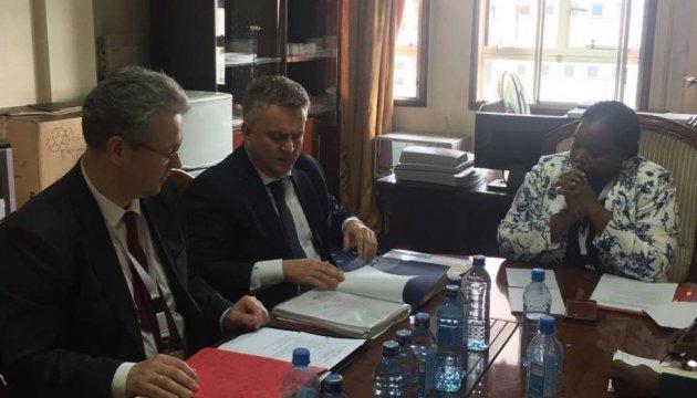 МЗС України і Кенії провели перші двосторонні консультації