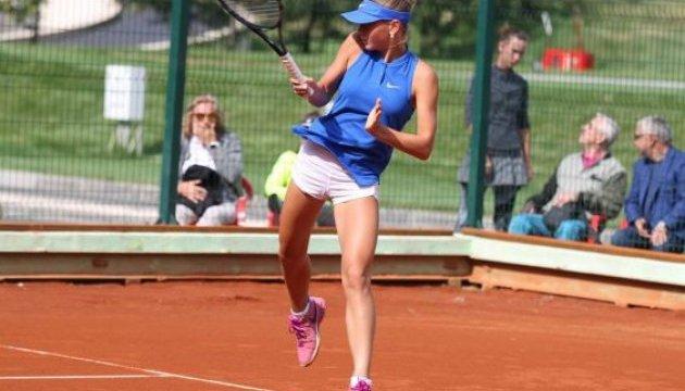 14-летняя украинка вышла в 1/4 финала турнира в США
