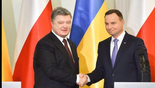 Duda plant Besuch in der Ukraine im Dezember