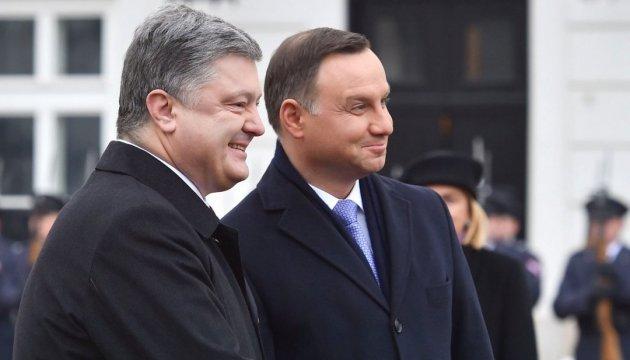 У Дуды анонсируют искренние и твердые переговоры в Украине