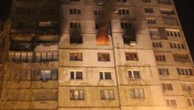 В результате пожара в Одессе погибли 5 жителей многоэтажки, еще двое - в реанимации