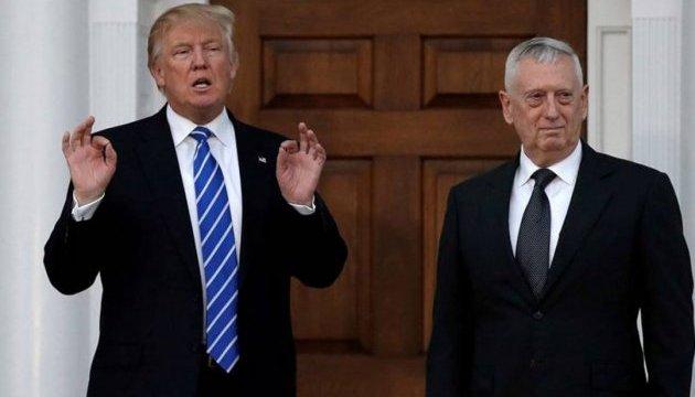 Президент США опроверг отставку министра обороны