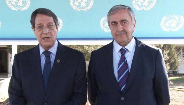 Переговоры об объединении Кипра возобновятся в начале января