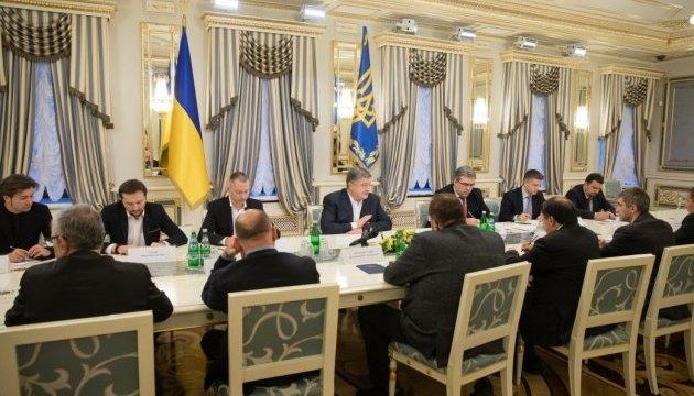 Президент обсудил законопроект о поддержке кино с представителями отрасли