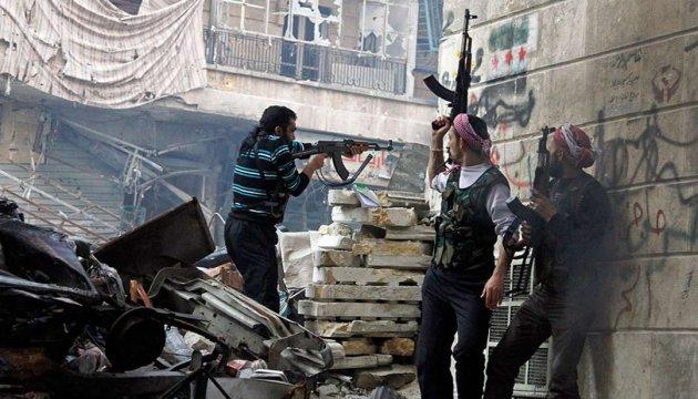 В результаті боїв із загонами сирійської опозиції убили 22 прибічників Асада