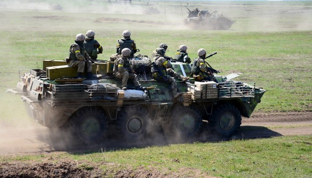 Two Ukrainian soldiers wounded in ATO in last day