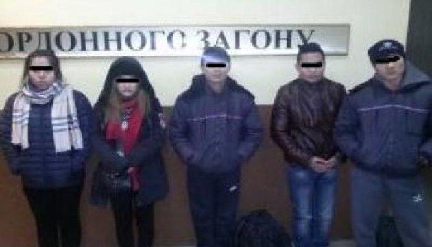 На Закарпатье задержали пятерых вьетнамцев, собравшихся в ЕС