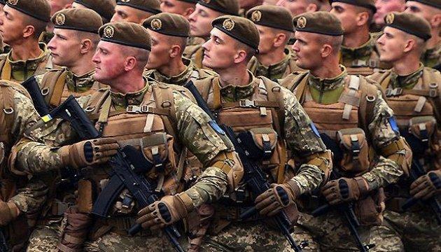 З початку року на контракт прийшли 67 тисяч військових