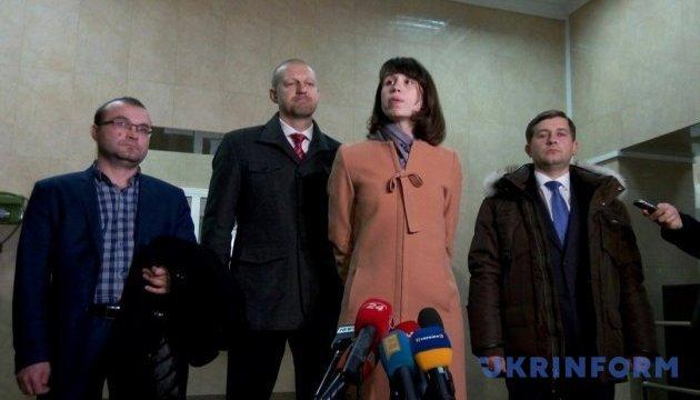 Депутати привезли до НАБУ заяву щодо