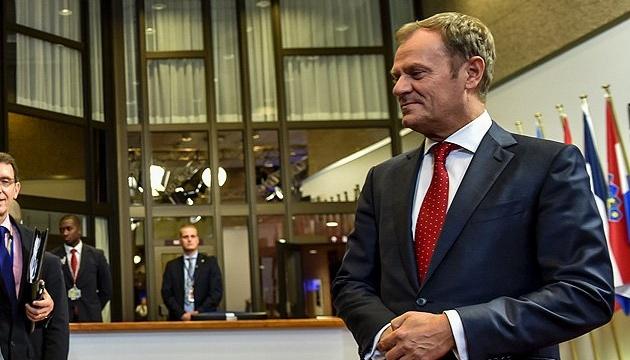 «Вишеград» не визначився  з кандидатурою президента Євроради